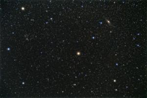 M31とM33